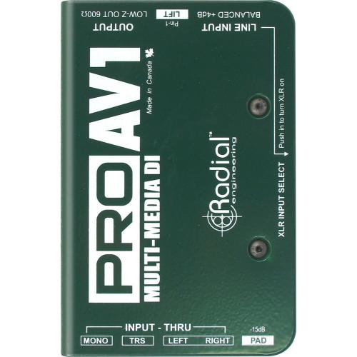 Radial ProAV1