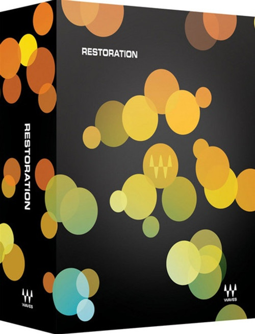 Waves Restoration Bundle