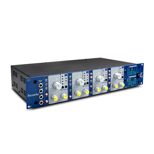 Focusrite ISA428 MKII 4-Channel Mic Preamp