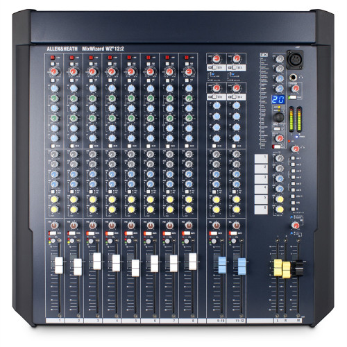 Allen & Heath MixWizard4 12:2