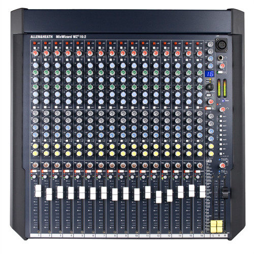 Allen & Heath MixWizard4 16:2