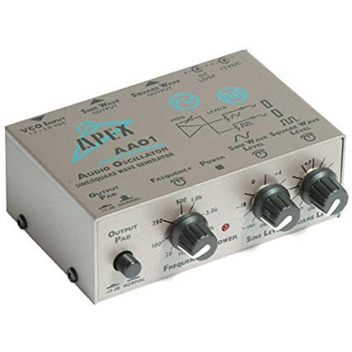 APEX AAO1 Audio Oscillator