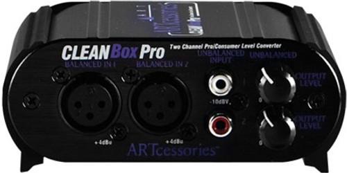 ART CleanBox Pro Side