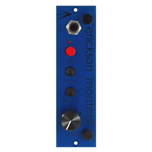 A Designs EM Blue