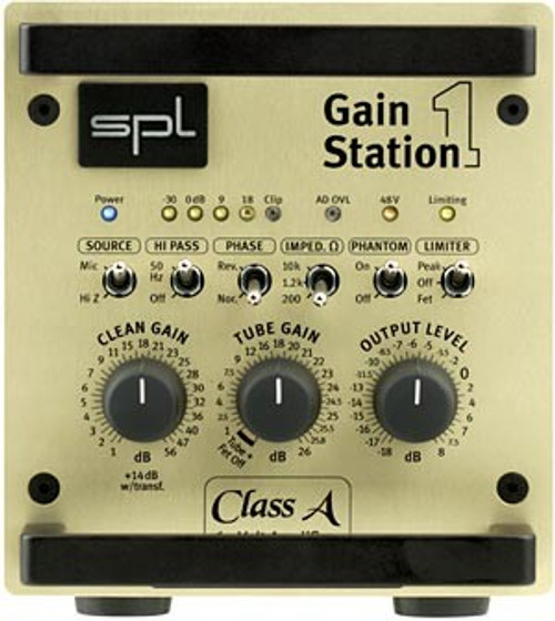 Volume Controller Premium High-Gain Stereo Preamp With 20dB Gain