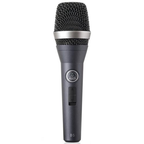 AKG D5S Handheld Dynamic Microphone