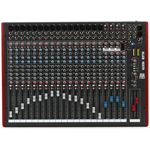 Allen & Heath ZED-24 Mixer
