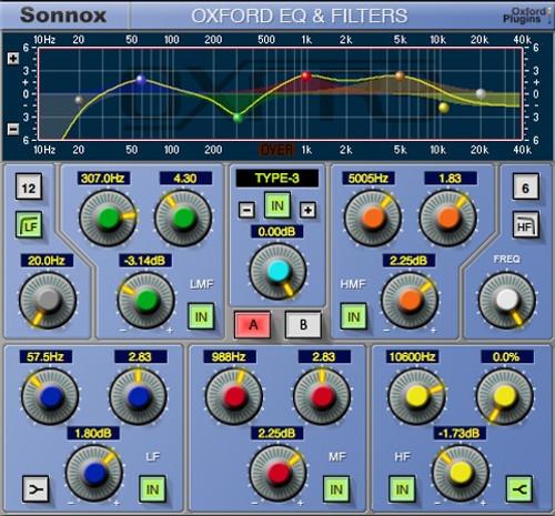 Sonnox Oxford EQ