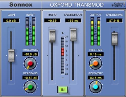 Sonnox Oxford Trans Mod
