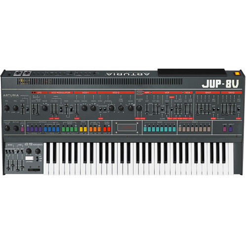 Arturia Jup-8 V Synthesizer Software