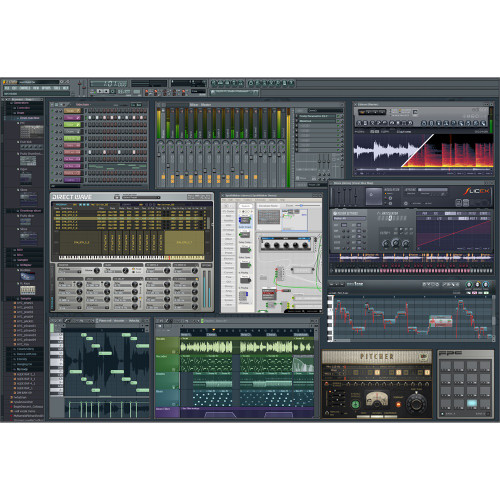 Image Line Fruity Loops Studio 20 Signature Bundle