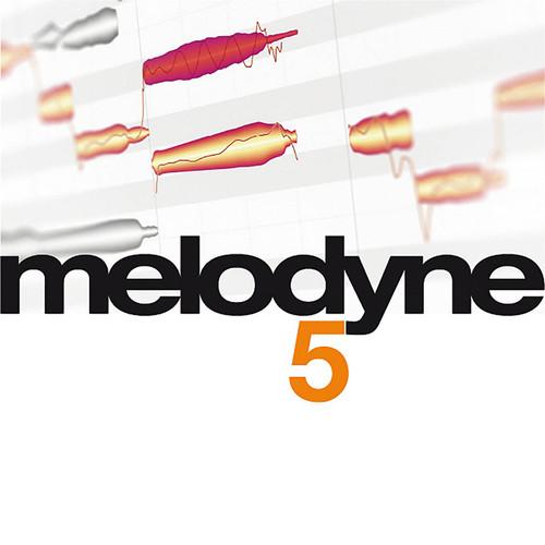 Celemony Melodyne Studio 5 Upgrade from Essential