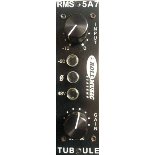 Roll Music Tubule RMS5A7