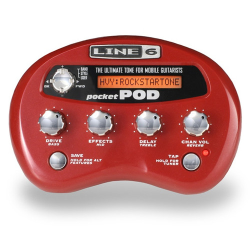 Line 6 Pocket POD Mini