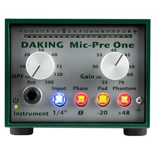 Daking Mic Pre One