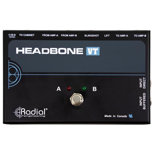 Radial HeadBone VT