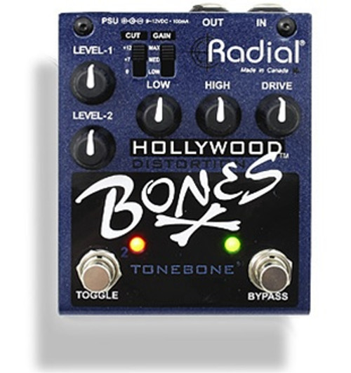 Radial Tonebone Hollywood
