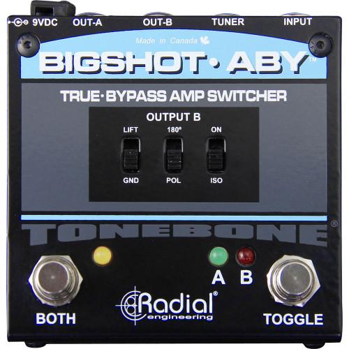 Radial Tonebone BigShot ABY