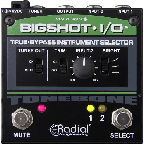 Radial Tonebone BigShot I/O