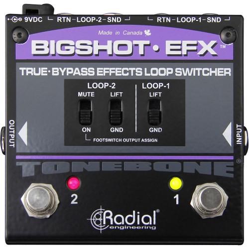 Radial Tonebone BigShot EFX