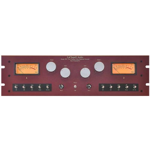 LaChapell Audio 992EG Stereo Tube Preamp