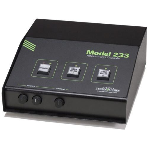 Studio Technologies Model 233