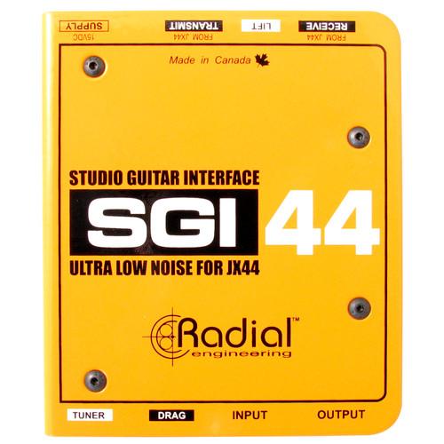Radial SGI-44