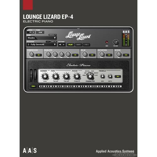Applied Acoustics Lounge Lizard