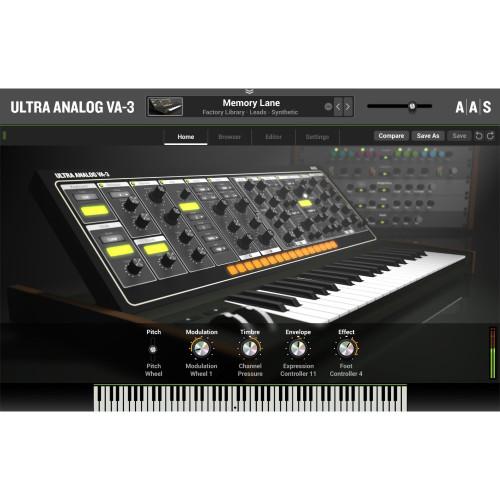 Applied Acoustics Ultra Analog VA-3
