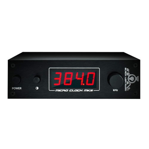 Black Lion Audio Micro Clock MKIII-XB