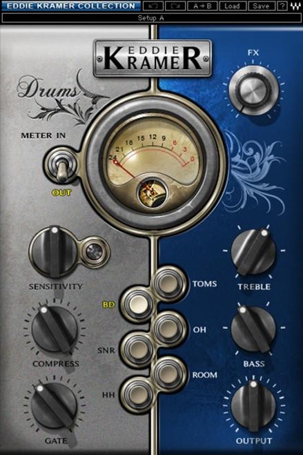 Waves Kramer Drum Channel