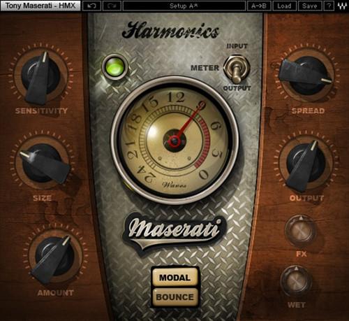 Waves Maserati HMX