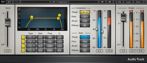 Waves AudioTrack