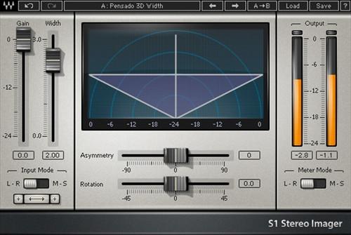 Waves Dorrough Stereo Meter Plug-In   FrontEndAudio com