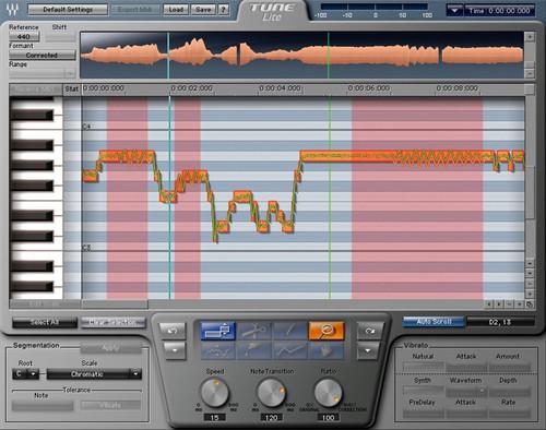 Waves Tune Lite