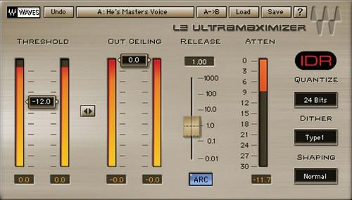 Waves L2 Ultramaximizer