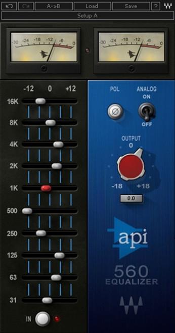 Waves API 560