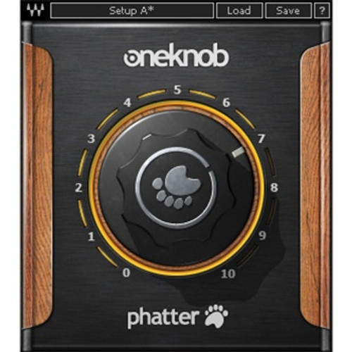 Waves OneKnob Phatter