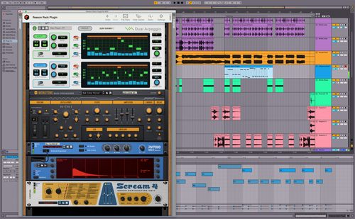 Propellerhead Reason 12 Upgrade from Intro