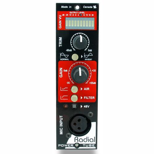 Radial PowerTube