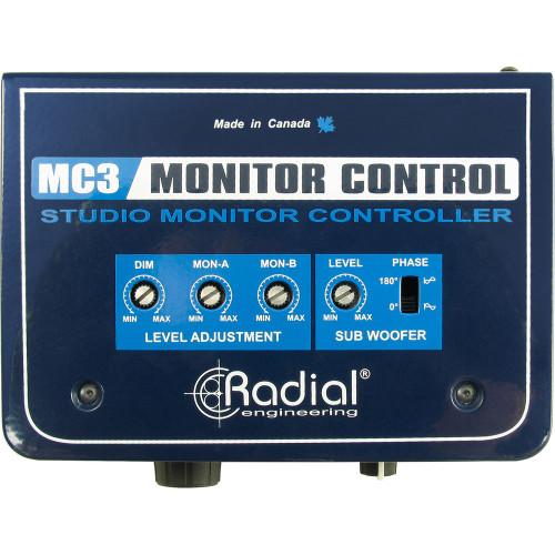 Radial MC3