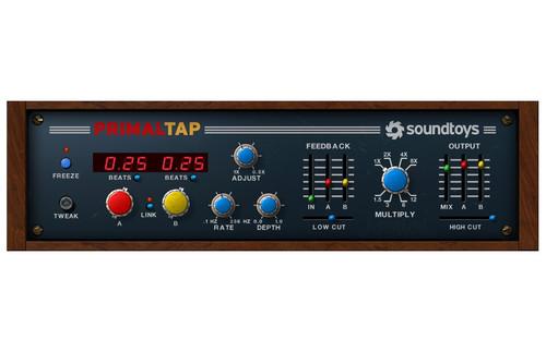 SoundToys PrimalTap