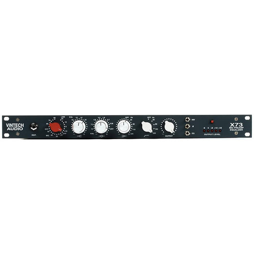 Vintech X73 Microphone Preamp & Equalizer