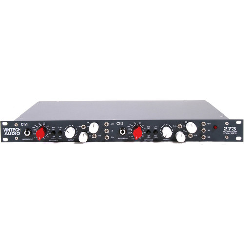 Vintech 273 Microphone Preamp & Equalizer