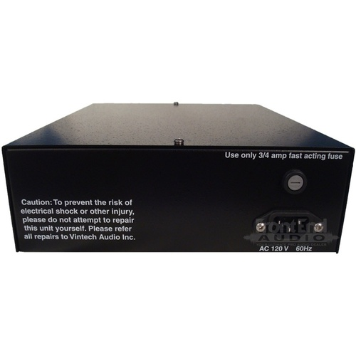 Vintech X73 Power Supply Rear