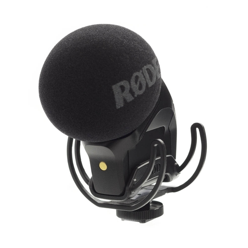 Rode Stereo VideoMic Pro-R