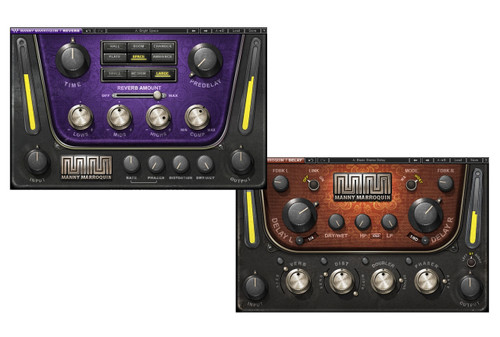 Waves Manny Marroquin Reverb + Manny Marroquin Delay: 1 + 1 Deal