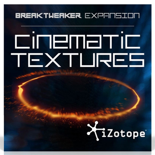 Izotope BreakTweaker Sound Library