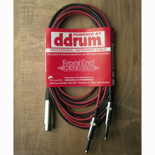 Ddrum Pro-DRT Y Cable