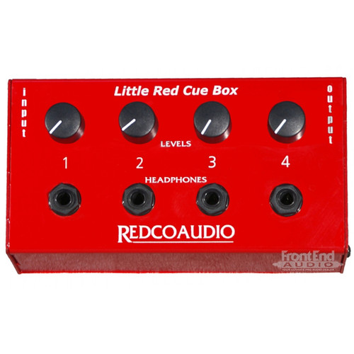 Redco Little Red Cue Box